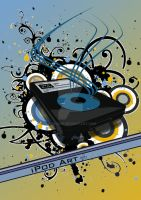 iPod Art by Evo-Dan