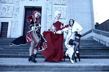 Trinity Blood by Minakosplay