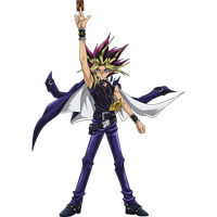 Yu-Gi-Oh! Duel Monsters|Yami Yugi [Atem] (Render) by RaidenGTX