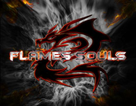 Flames Souls wallpaper flames dark by ThiagoSNP