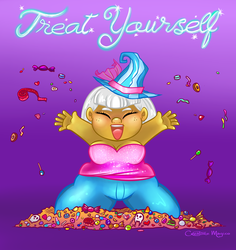 Treat Yourself by CreatoreMagico