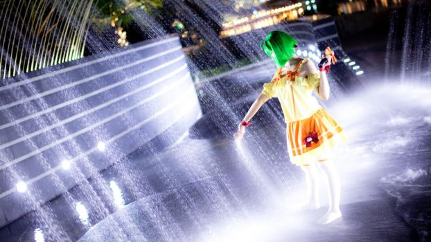 Macross Frontier - Lion VII by baby-ruby