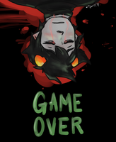 game over by RaccoonLagoon