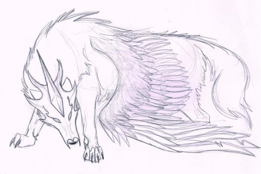Masked Wolf by animallover0629