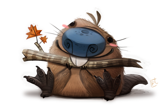 Day 692. Canadian Thanksgiving/Action de grace by Cryptid-Creations
