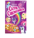 Cutie Crunchies! by lcksophie