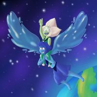 Flying Lapidot by DarkSunshine92