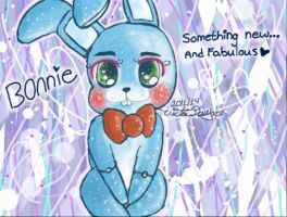 Five Nights At Freddy's 2 Bonnie by TacosAnd1D