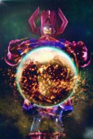 Galactus by ArchWorks