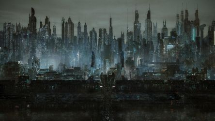 Born Of Betrayal City by sanfranguy