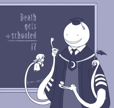 17: Death gets schooled by VoxGraphicaStudio