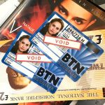 Evey Hammond BTN ID Replicas from V for Vendetta by Mike-the-Vector