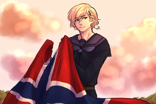 Happy birthday Norway - May 17th 2018 by Nordielie