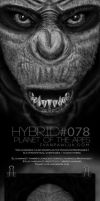 HYBRID - Planet of the Apes by ipawluk