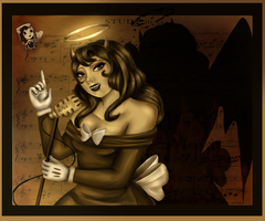 Alice angel- The best singer in the buisness by Antimentalist