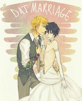 [BL] Dat Marriage EvE by KeLSynfa