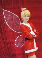 Happy New Year from Tinkerbell by Helen-Stifler