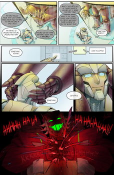 Transformers: X - Issue #1 - Page 7 by Rh1n0x