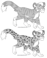 Tiger/Leopard Base by Kainaa
