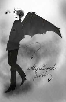 My Sweet Devil Alfred by mikai02