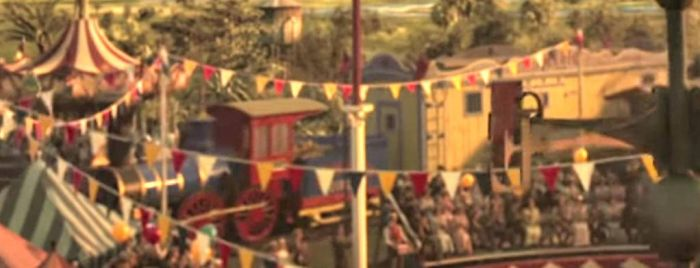 Casey Jr in the 2019 Dumbo trailer by GameGeeksDeviant