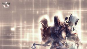 Assassins Creed Wallpaper by AssassinsCreedChile