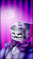 King Dice-cuphead by meiko13