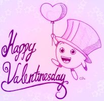 Happy Valentinesday, 2012 by lille-cp