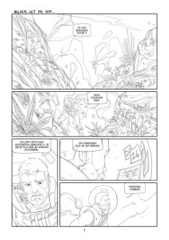 24h comic day 2013 by Nesskain