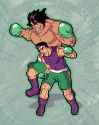 Little Mac! by Icyryujin