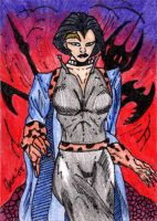 Damask - Age of Apocalypse by jamsketchbook