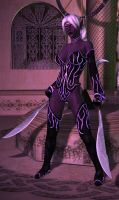 Drow Blades by Riveda1972