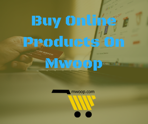 Buy Online Products by mwooponlineshopping