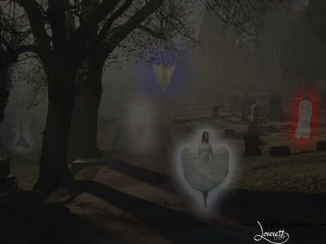 Ghostly... by Photographygirl16