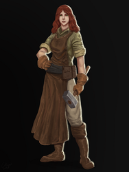 Blacksmith - prepared for striking by City-of-Zeroes