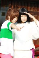 Spirited Away by soulCerulean