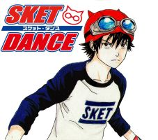 Sket Dance by chibionfire