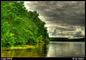Lake HDR by talsei