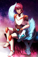Keith and his Wolf by Pocki07