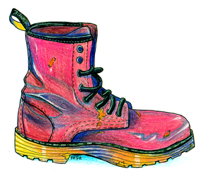 Boot by wick-y