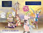 Strip Calibur by Katrileo