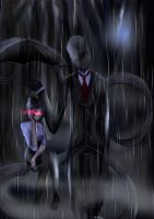 [Request] for Nina31- naily with slenderfather by YumiNaerwen