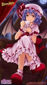 Remilia Wallpaper 1080 by mysteryparfait