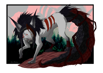 Jay wolf by avafury