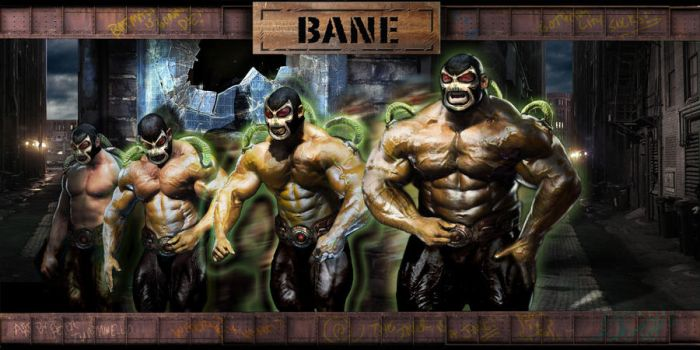 Bane by youlittlepunk