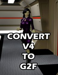 Convert V4 to G2F - updated by PDSmith