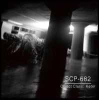 SCP-682 by cinemamind