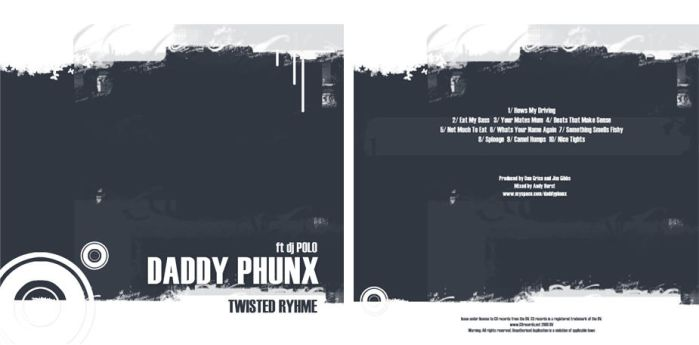 Vynil Design Daddy Phunx by Rommers
