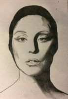 Lady Gaga by grimsqueaker66