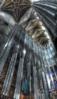 HDR Cathedrale de Beauvais by Chaton75
